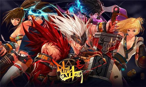 游戏截图公布 《地下城与勇士:魂》明年上架